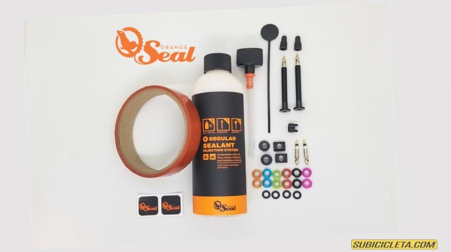 Kit Tubeless Orange Seal